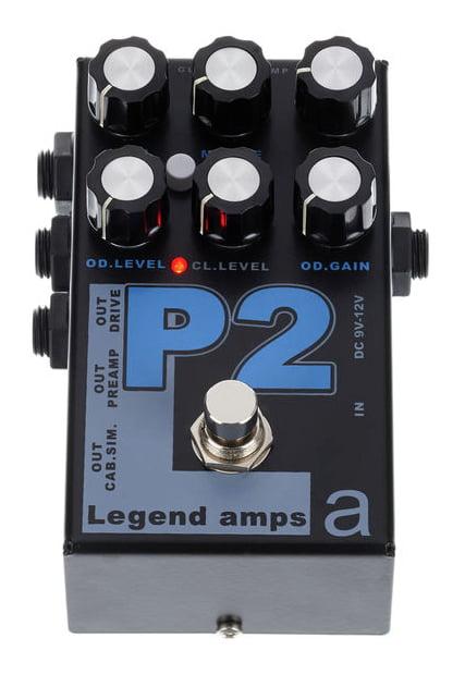 AMT Electronics P2 - LA2