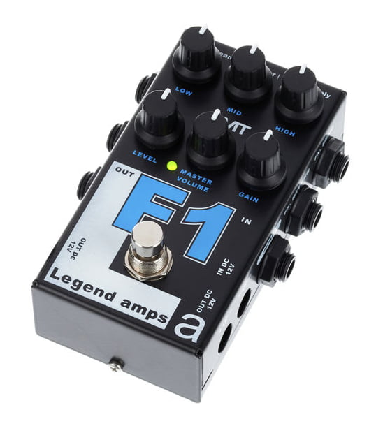 AMT Electronics F1 Legend Amps