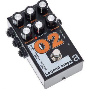 AMT Electronics O2 - LA2