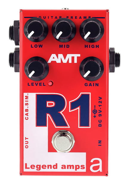 AMT Electronics R1 Legend Amps